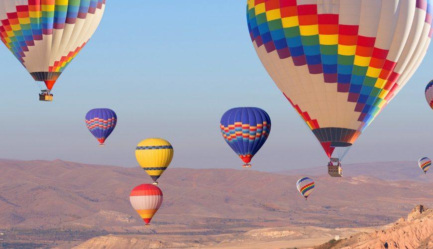 balloon tours cappadocia