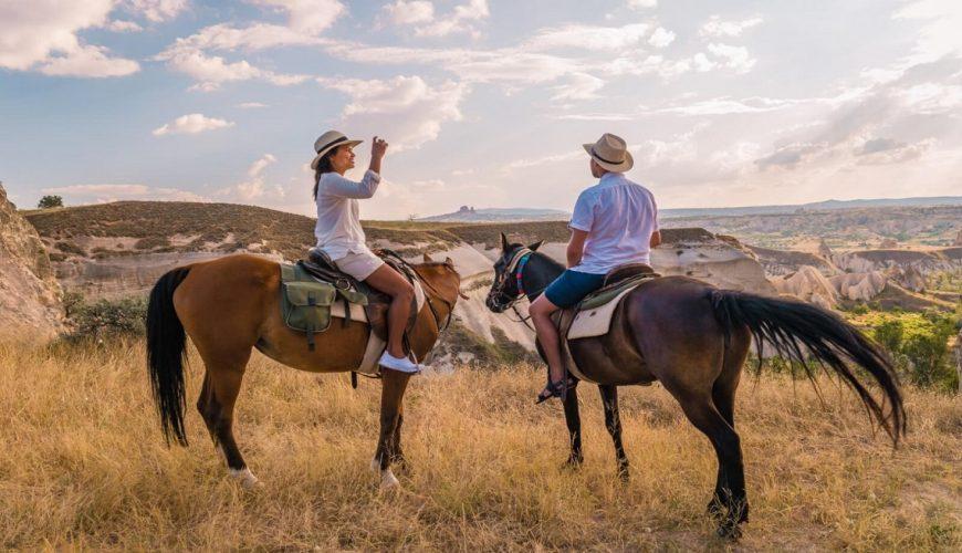 cappadocia horseback tours