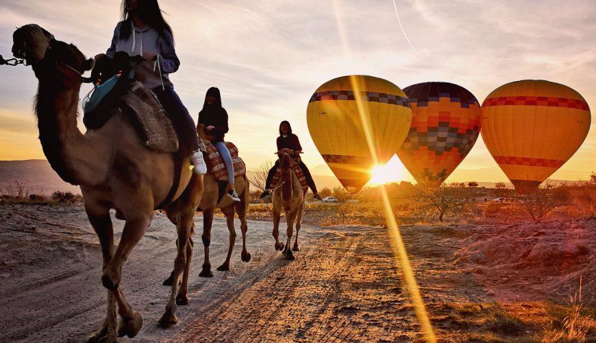Camel Safari Cappadocia