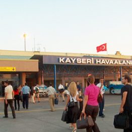 airport of kayseri