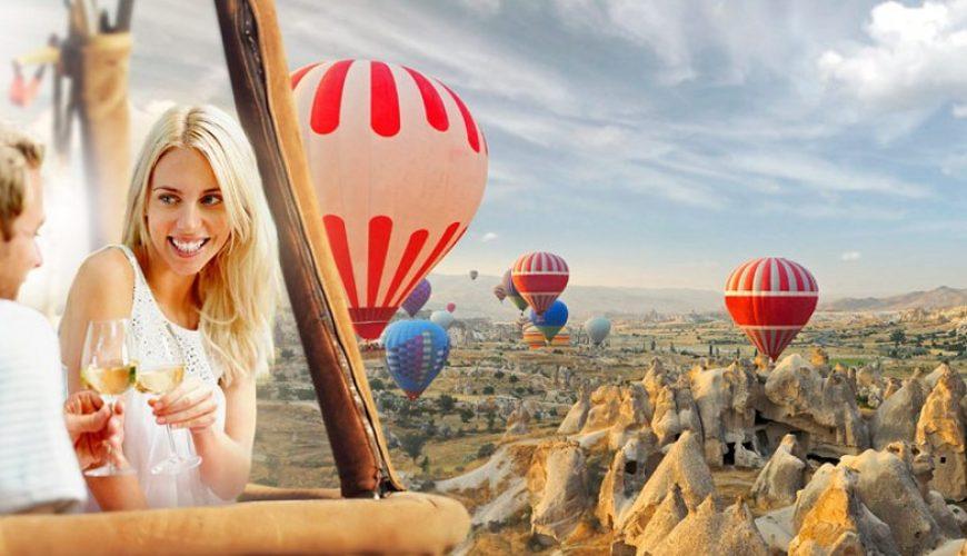 balon turu özel kutlama uçuşu