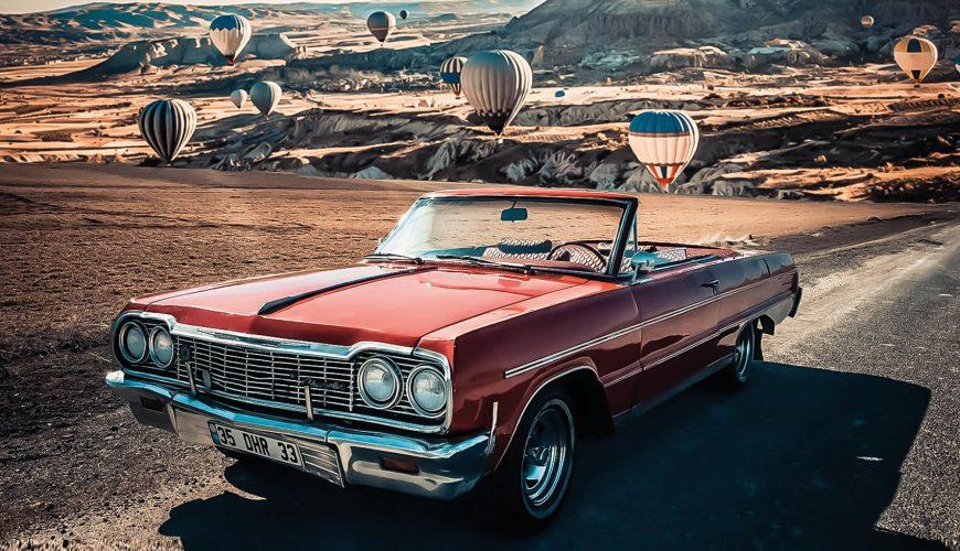 classic car tours cappadocia
