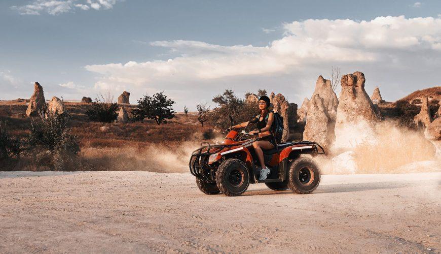 ATV tour Cappadocia