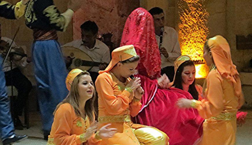 Turkish dance show tour