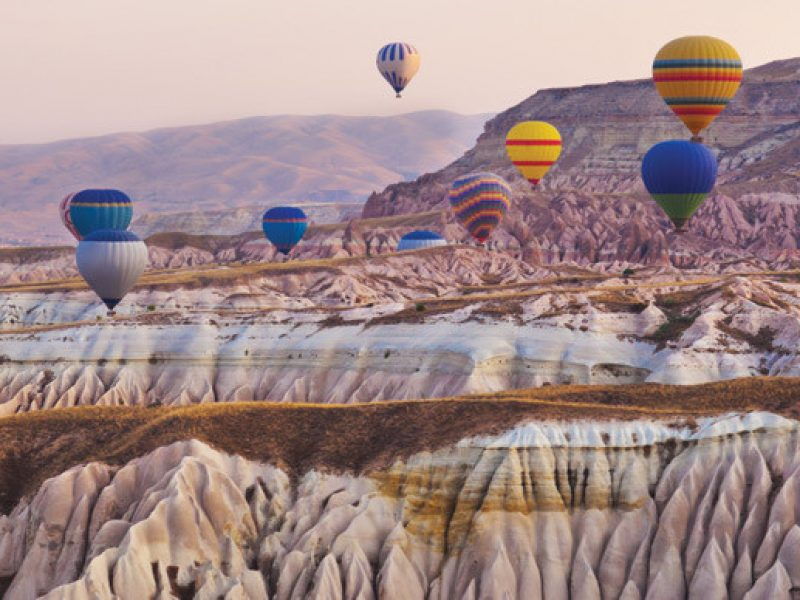 The Best Way To Start Your Day In Cappadocia